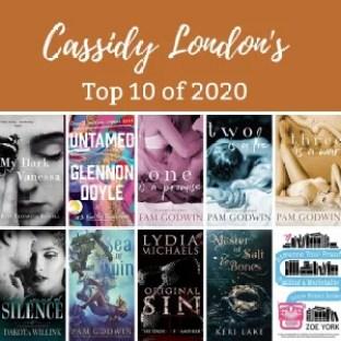 🏆My Top Ten Reads of 2020 🏆