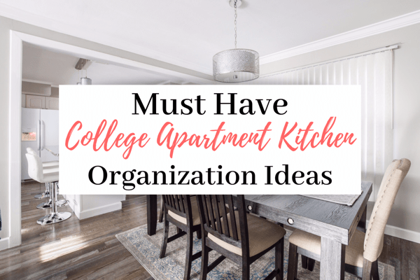 Must Have Apartment Kitchen Organization Tools   18 Amazing College Apartment Kitchen Organization Ideas