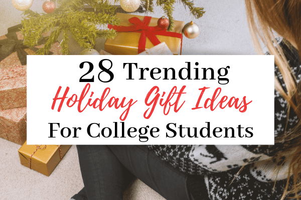 28 Amazing Gifts for College Students | Useful Gifts for College Students