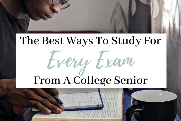 9 Tips For Beating Exam Stress   Exactly How To Prepare For Exams – From A College Senior