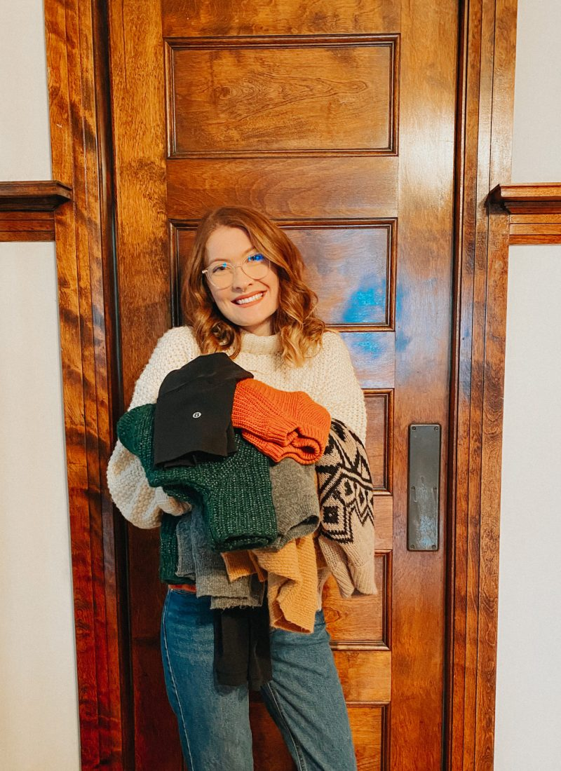 how to thrift for clothes