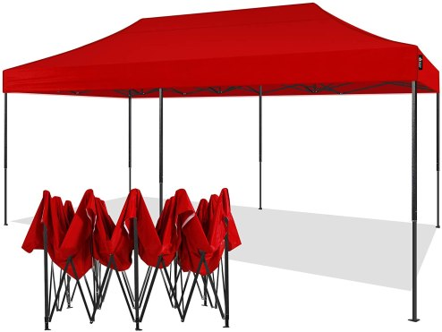 outdoor tent for a graduation party
