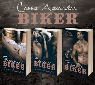 BK 1-3 The Biker Series 3D Image of Book Cover