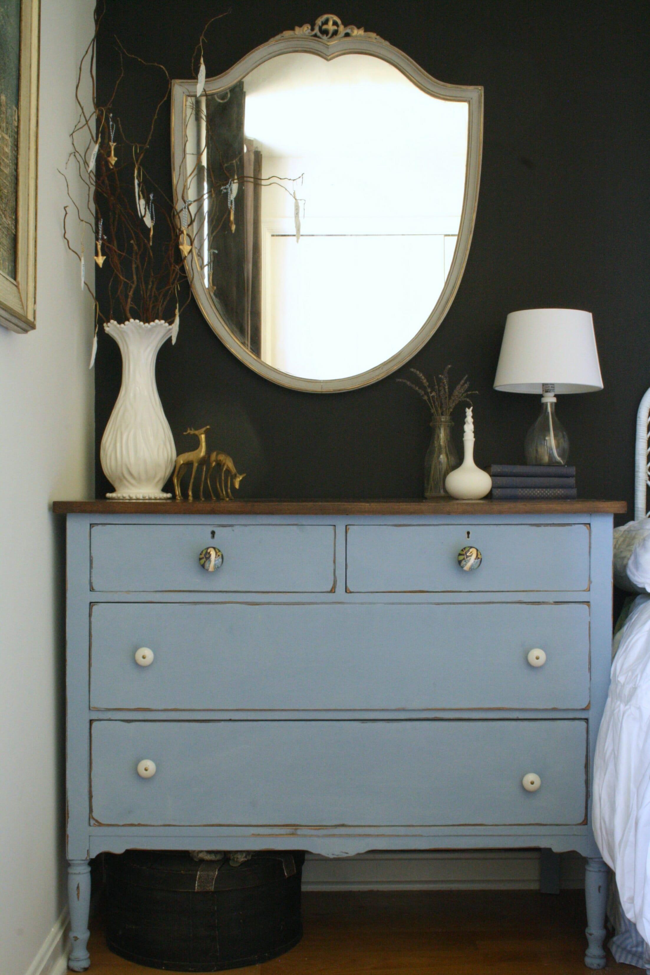 Rooms: DIY Kilim Inspired Dresser
