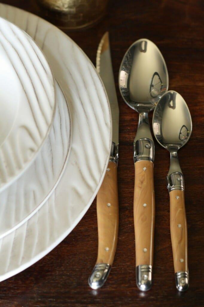 relish dishware and flatware