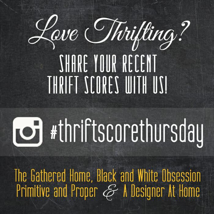 thrift score thursday11
