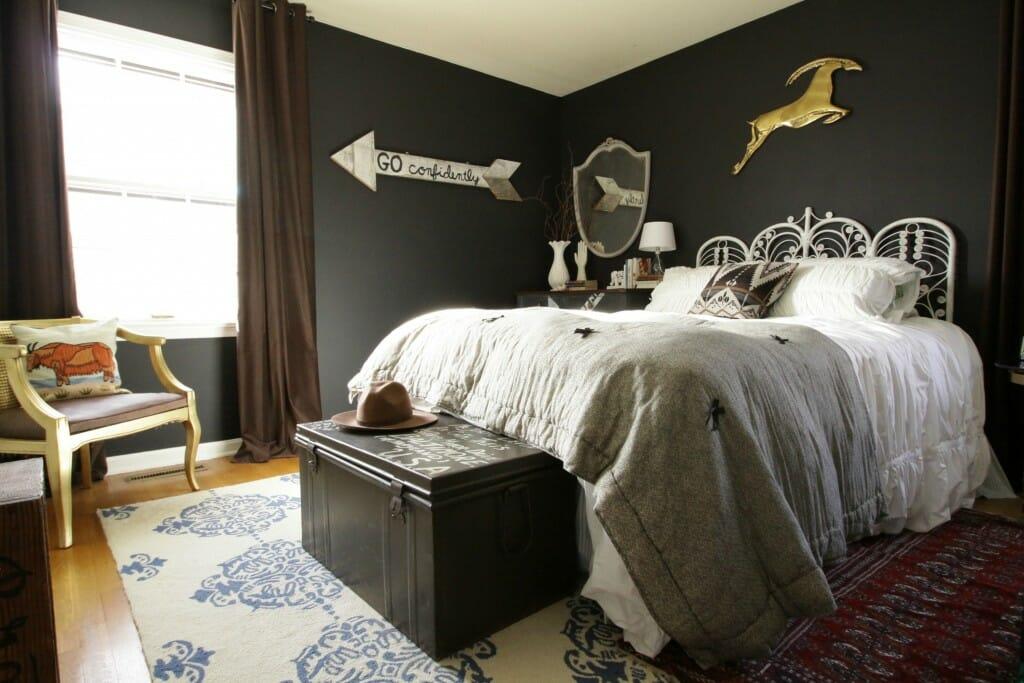 Guest Room Gazelle Room Shot