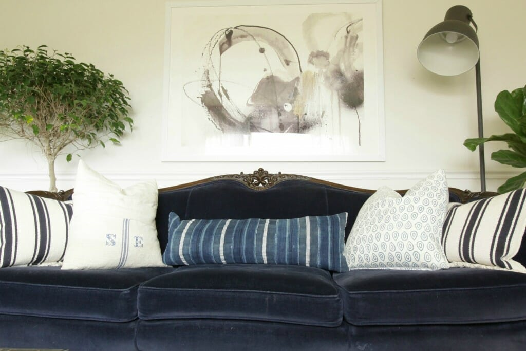 Melt by Adrienne Jackson in an Eclectic Living Room