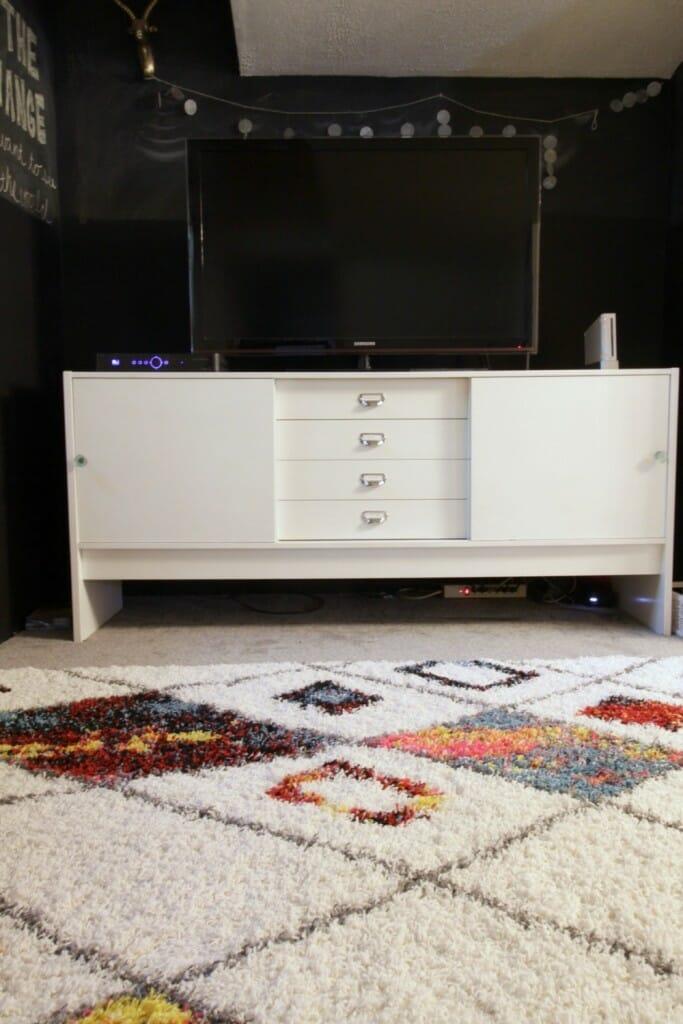 Modern-Credenza-TV-Gaming-Console-Playroom
