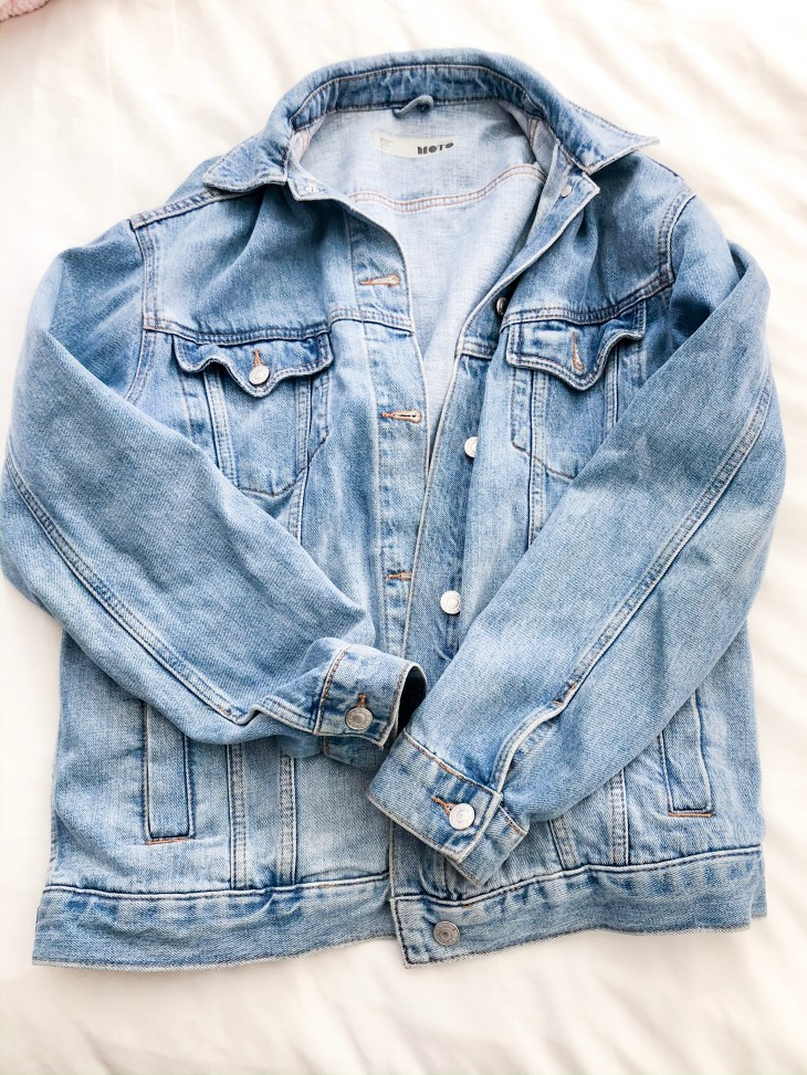 jackets for fall, denim jacket