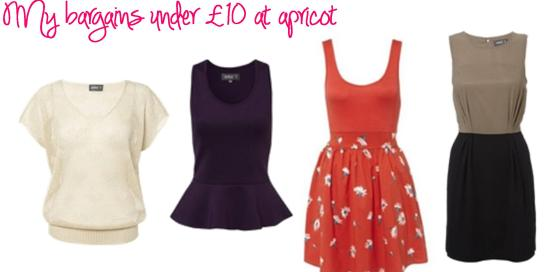 apricot sale my bargain dresses and tops