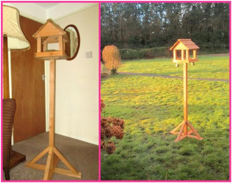rspb big garden birdwatch bird table cassiefairy
