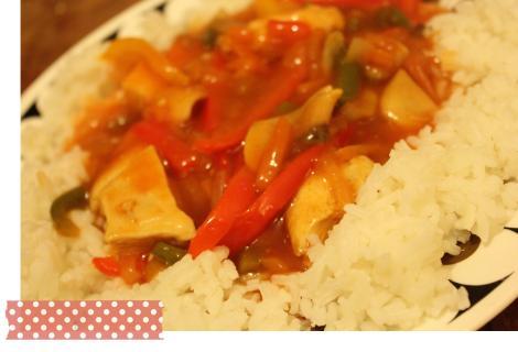 sweet n sour chicken slimming world recipe cooking method takeaway