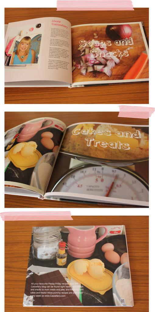 Cassiefairys free pieday friday recipe book blurb ebook cookbook