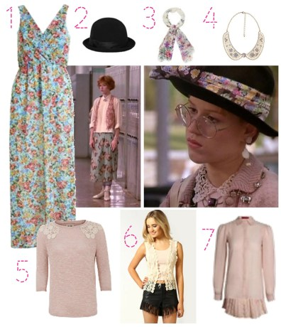 get molly ringwald 80s pretty in pink fashion look 2013