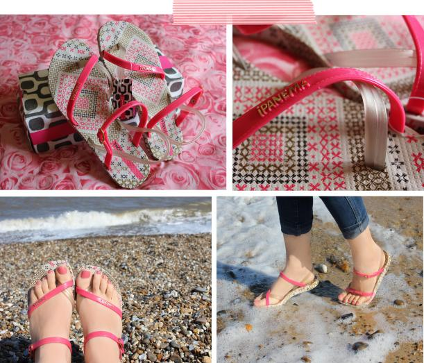 Tuesday Shoesday ipanema flip flip sandals from jamhill
