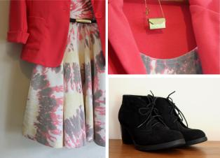 Cassiefairy outfit for style blogger awards from Apricot and New Look