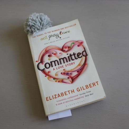 cassiefairy book review elizabeth gilbert committed a love story