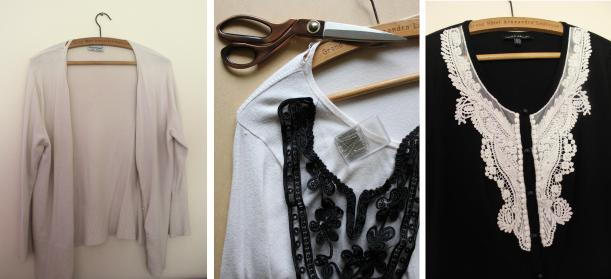 oxfam fashion DIY tutorial collars - you will need jpg