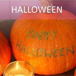 Spooky decorations & ghostly gatherings