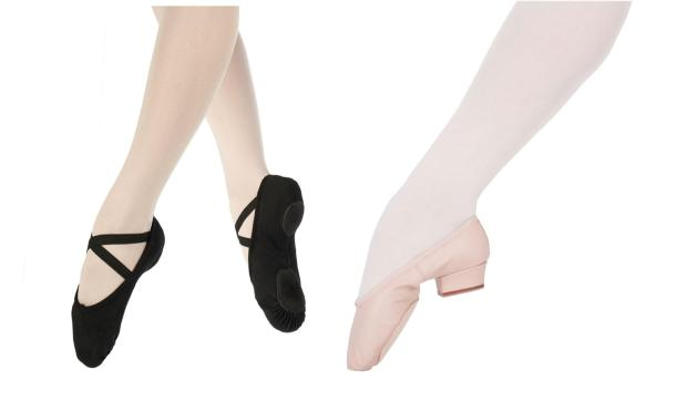 Bloch dancing ballet pumps dace shoes from move dancewear