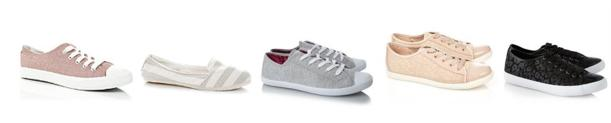 tuesday shoesday september shoes summer pumps plimsols trainers from new look george at asda