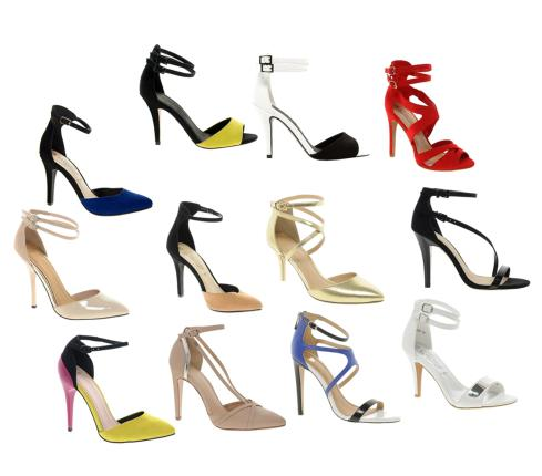 tuesday shoesday paris fashion week spring 2014 pointy ladylike highheels