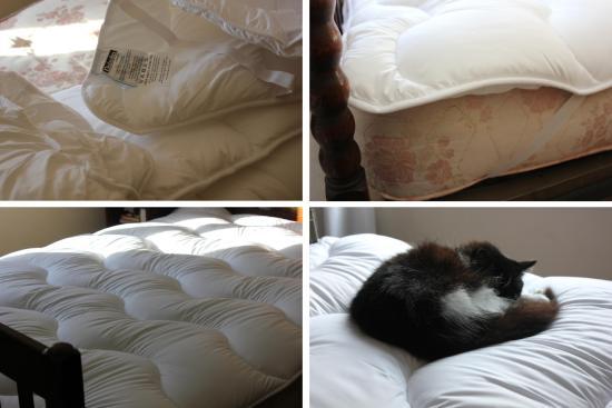 dunelm sleep challenge mattress topper