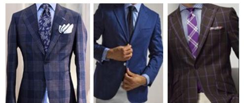 mens festive party wear tailored blazers from balani