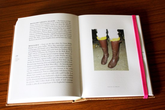Tuesday Shoesday designer luella bartley guide to english style welly boots wellies