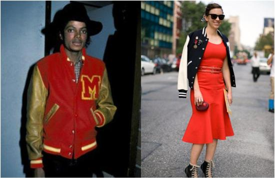 80s michael jackson inspired fashion look