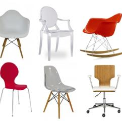 Ghost Chair Knock Off Round Living Room Chairs Replica Eames Philippe Starck Louis