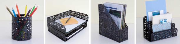 dream a little dream brocade desk accessories ocm