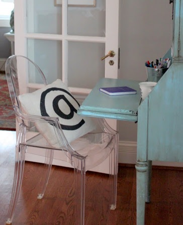 Kartell Louis Ghost chair oak ridge revival lakeland furniture