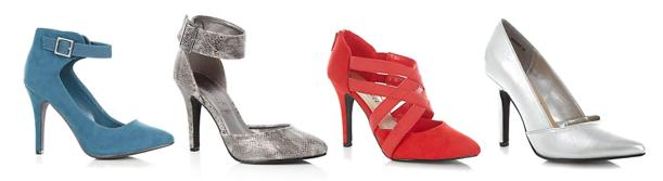 tuesday shoesday party shoes in janauary sales 2014 fron new look