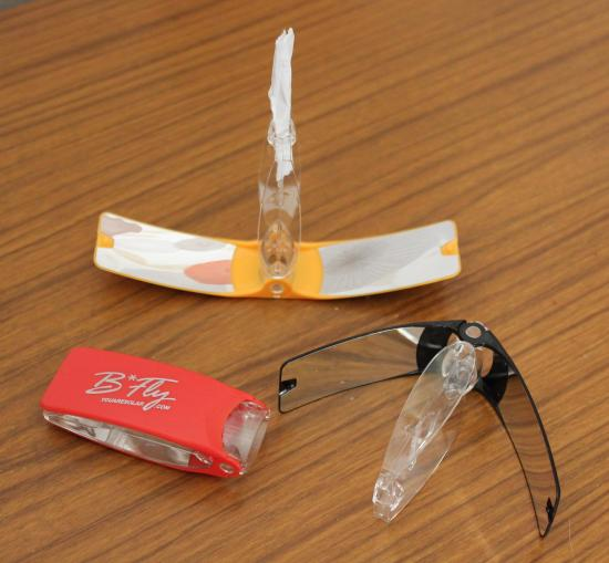 bfly solar lighters