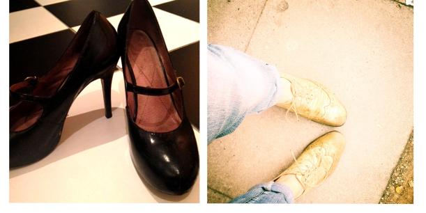 tuesday shoesday blogger favourite shoes dizzy events and brogues from remotely fashion