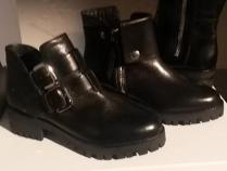 clarks aw14 biker boots shoes
