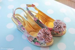 Summer 2014 floral slingback wedges from Hotter Shoes-4