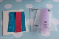 card making craft ideas including Sizzix embossing kit review-13