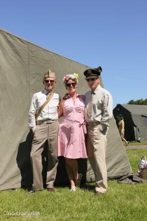 Mid Suffolk Vintage Festival -1