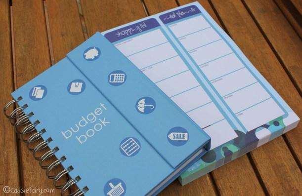 Spending Diary challenge for 2014-1