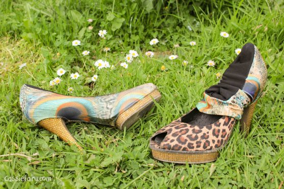 Tuesday Shoesday Shoe makeover with High Pheels-5
