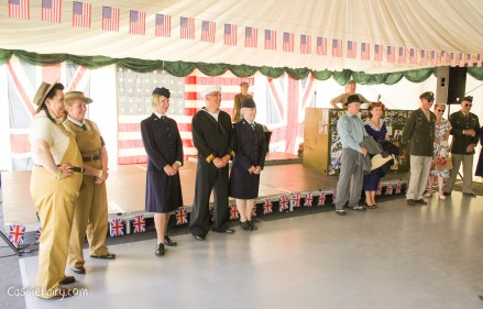 Vintage Festival and D Day Remembrance 2014-18
