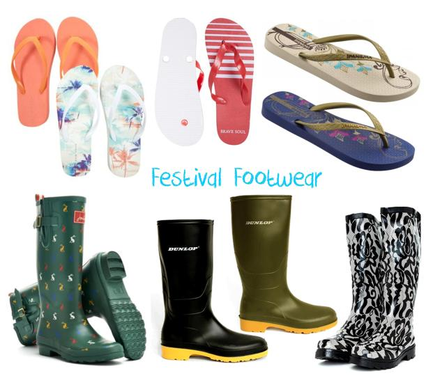 tuesday shoesday ideas for festival footwear for glastonbury 2014.png