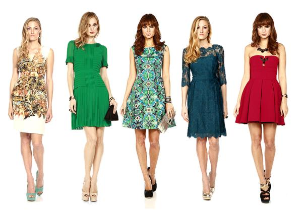 wish want wear designer dresses