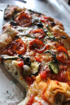 Recipe for cooking with a pizza oven-9