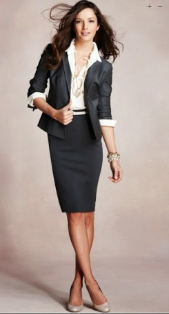 Smart Women's Business Fashion Trends