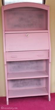Vintage caravan project - DIY painted cabinet furniture makeover-18