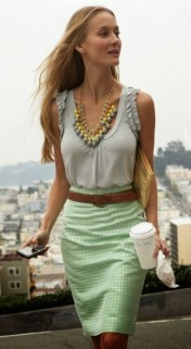 Women's Business Casual Fashion Trends